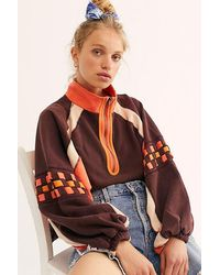 Free People Live To Ride Pullover - Multicolour