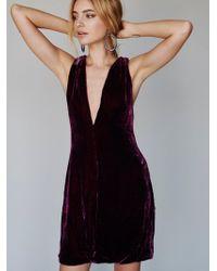 Free People - The Ennis Dress - Lyst