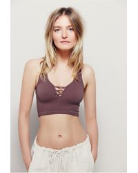 Free People - Strapped Brami By Intimately - Lyst