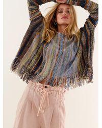 Free People Radiate Pullover - Multicolour
