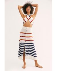 Free People - Cabo Convertible Skirt By Fp Beach - Lyst