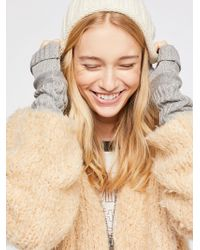 Free People - No Chill Cashmere Blend Armwarmer - Lyst