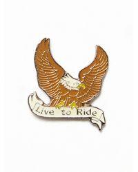 Free People Retro Americana Single Pins - Multicolor
