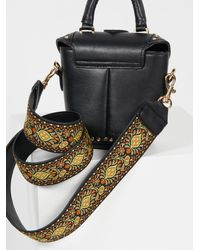 Free People Tapestry Bag Strap - Multicolor