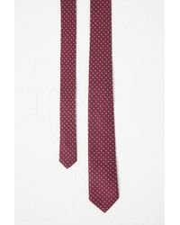 French Connection - Dax Dot Tie - Lyst