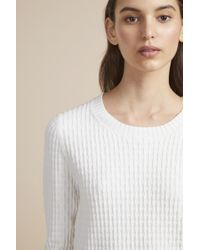 French Connection - Relie Knit Crew Neck Jumper - Lyst