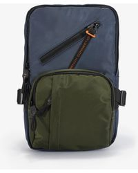 French Connection Ren Crossbody Backpack - Blue