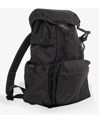 French Connection Sawyer Nylon Backpack - Black
