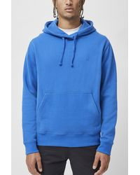 French Connection Sunday Sweat Hoodie - Blue