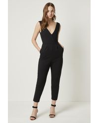 French Connection Marie Jumpsuit - Black