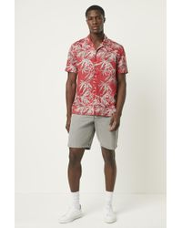 French Connection - Bamboo Lyocell Shirt - Lyst