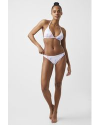French Connection Recycled Duna Bikini Bottoms - Multicolor