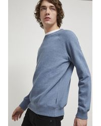 French Connection - Nep Speckled Sweatshirt - Lyst