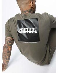 Fresh Couture Block Strike T-shirt - Multicolor