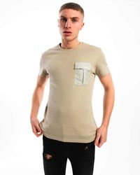 Fresh Couture Victory Utility T-shirt - Multicolor