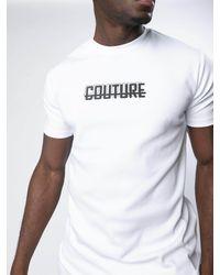 Fresh Couture Progress T-shirt - White