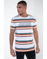 Fresh Couture Vigo T Shirt - Multicolour