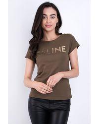 Friday's Edit Féline T Shirt - Multicolour
