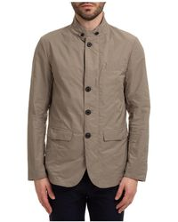 AT.P.CO Men's Outerwear Jacket Blouson Jago - Brown