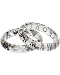 Emporio Armani Women's Bracelets - Metallic