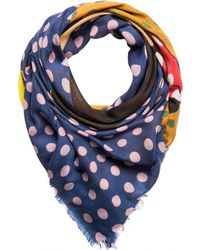 Codello - Scarf Disney Minnie And Mickey Mouse - Lyst