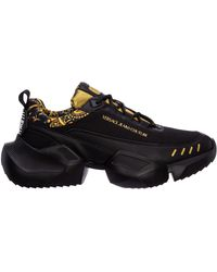 Versace Jeans Couture Men's Shoes Sneakers Sneakers - Black