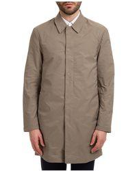 AT.P.CO Men's Coat Overcoat Abel - Multicolour