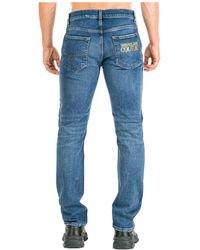 Versace Jeans Couture Men's Jeans Denim - Blue