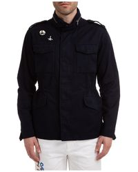 AT.P.CO Men's Outerwear Jacket Blouson Calvin - Multicolour