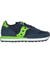 Saucony - Men's Shoes Suede Trainers Sneakers Jazz Original - Lyst