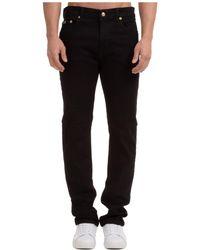 Versace Jeans Couture Men's Jeans Denim - Black