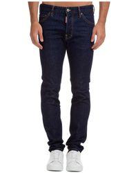DSquared² Jeans uomo icon - Blu