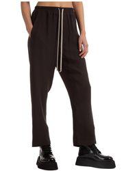 Rick Owens Women's Pants Pants - Black