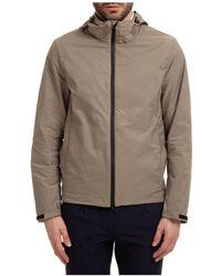 AT.P.CO Men's Outerwear Jacket Blouson - Multicolour