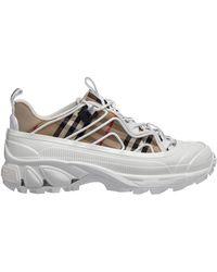 Burberry Men's Shoes Trainers Trainers Arthur - Natural
