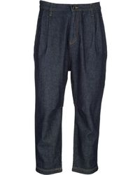 Emporio Armani - Trousers Pants - Lyst