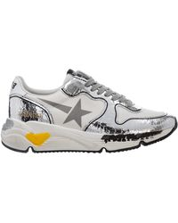 Golden Goose - Shoes Leather Trainers Sneakers Running Sole - Lyst
