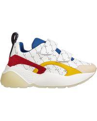 Stella McCartney Women's Shoes Sneakers Sneakers Eclypse - Blue
