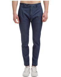 Briglia 1949 Men's Trousers Trousers - Blue