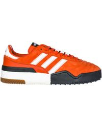 Alexander Wang - Orange Aw Bball Soccer Boost Sneakers - Lyst