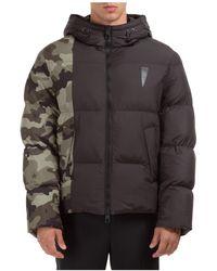 Neil Barrett Men's Outerwear Jacket Blouson - Black
