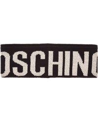 Moschino Headband Women - Black