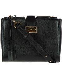 Michael Kors Women's Leather Cross-body Messenger Shoulder Bag Bond