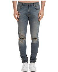 Represent Men's Jeans Denim - Blue