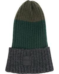 98581ee2f EA7 Adjustable Wool Hat Baseball Cap in Gray for Men - Lyst
