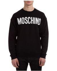 Moschino Sweatshirt Sweat - Black