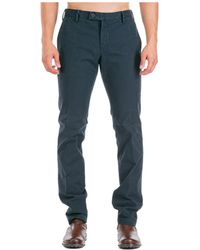 AT.P.CO Men's Trousers Trousers - Blue