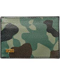 Gcds Men's Credit Card Case Holder Wallet - Black