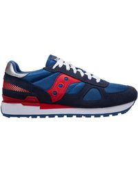Saucony Men's Shoes Trainers Trainers Shadow - Blue
