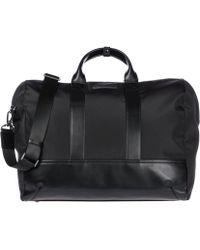 Emporio Armani - Travel Duffle Weekend Shoulder Bag - Lyst